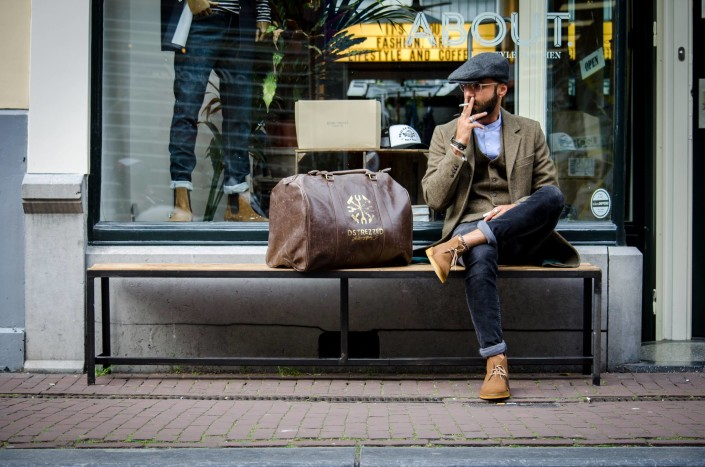 ABOUT. Lifestyle for men